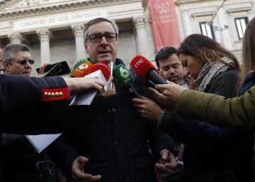 Ciudadanos recela de los contactos del Gobierno con el PNV