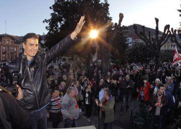 """Sánchez se colocará en el PSOE junto a quiénes defiendan estar """"frente"""" y no """"debajo"""" del PP"""