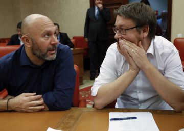 En Comú Podem será neutral en la disputa entre Iglesias y Errejón