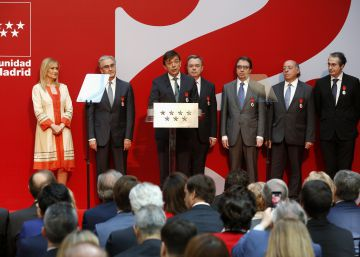 Los rectores madrileños condenan el plagio de su colega de la Rey Juan Carlos