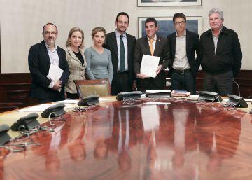 Solo el PP no firma el acuerdo para revertir los recortes en Dependencia