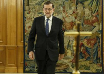 Rajoy no renuncia a pactar con el PSOE aunque Ciudadanos sea su socio
