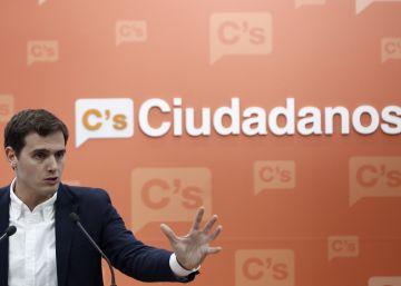 Rivera refuerza su poder en Ciudadanos