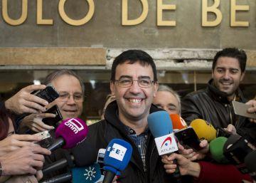 Afines a Sánchez debaten si conviene que lidere el sector crítico del PSOE