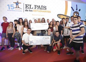 'EL PAÍS de los Estudiantes' presenta su decimosexta edición