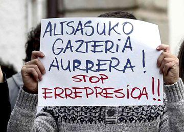 La fiscalía pide que los supuestos agresores de Alsasua sigan en prisión
