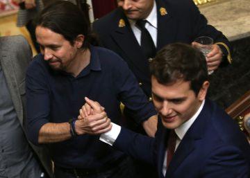 Iglesias y Rivera apuestan por direcciones fuertes