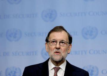 El éxtasis de Rajoy