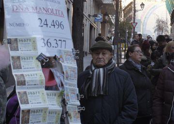 ¿Cuáles son los premios que reparte la Lotería de Navidad?
