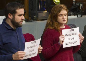 La Fundación Franco ofrece abogados a Ayuntamientos que incumplen la ley de memoria