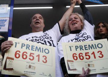 El Gordo lleva la polémica a la sede del PSOE de Madrid