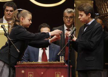 El tercer premio deja 82 millones en la localidad navarra de San Adrián