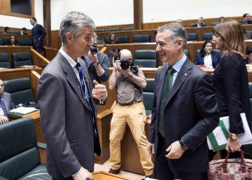 Urkullu busca implicar a Rajoy en su plan para el fin de ETA