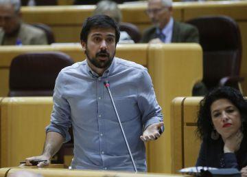 Espinar destituye al portavoz de Podemos en Madrid, afín a Errejón