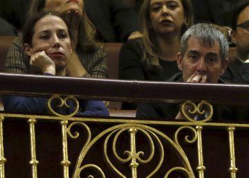 Coalición Canaria rompe el pacto de Gobierno con el PSOE