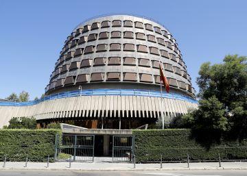 El Constitucional afronta la renovación del pleno que decidirá sobre Cataluña