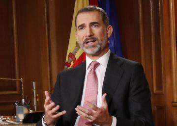 """El Rey: """"La intolerancia y la exclusión no pueden caber en España"""""""