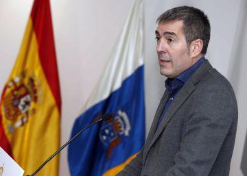 Coalición Canaria inicia su andadura al frente de un Gobierno en minoría
