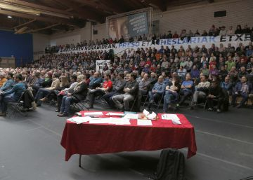 Los presos de ETA aceptan permisos individuales, pero sin arrepentirse