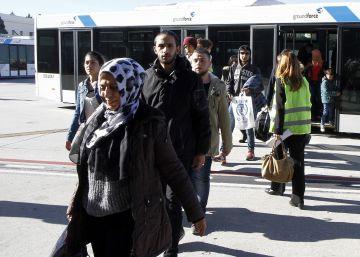 198 refugiados llegan a España, el grupo más numeroso hasta ahora
