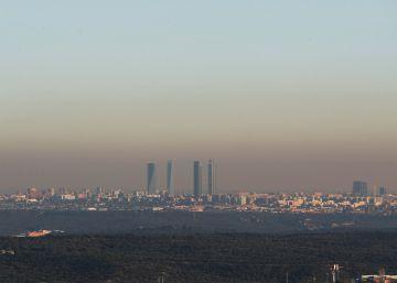 Madrid, primera ciudad española en restringir el tráfico por contaminación
