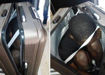 El Fiscal pide siete años para la mujer que escondió a un inmigrante en una maleta