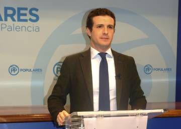 """El PP pide """"patriotismo"""" frente al """"populismo que manipula sentimientos"""""""