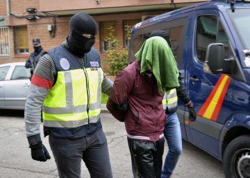 Un Comité marroquí de defensa de presos islamistas, eje de captación yihadista