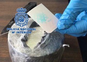 Detenido en Córdoba por ocultar un kilo de cocaína dentro de un queso