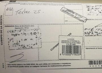 Desmantelada una red que falsificaba recetas para vender anabolizantes
