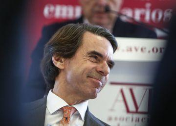El fantasma de Aznar