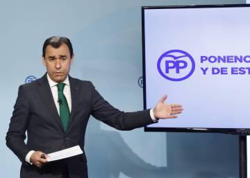 El PP propone cambios mínimos de regeneración en sus estatutos