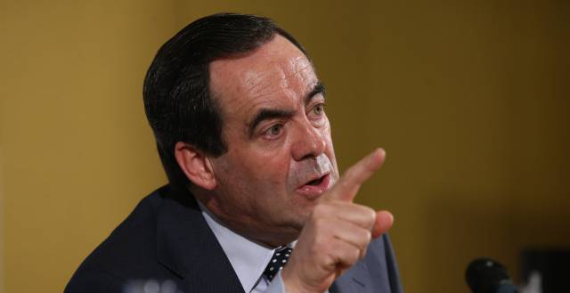 José Bono, expresidente del Congreso de los Diputados.