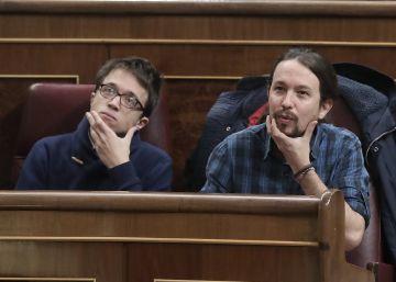 Iglesias incluirá ideas de Errejón en su ponencia política