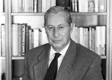 Gonzalo Puente Ojea, intelectual ateo y exembajador en el Vaticano