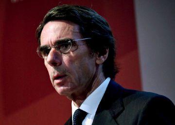 Aznar advierte al PP de que no piensa callarse