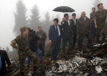 Las exclusivas de EL PAÍS sobre la tragedia del Yak-42