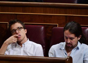Las ponencias de Iglesias y Errejón recrudecen la guerra en Podemos