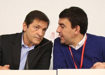 Discurso íntegro de Javier Fernández en el Comité Federal del PSOE