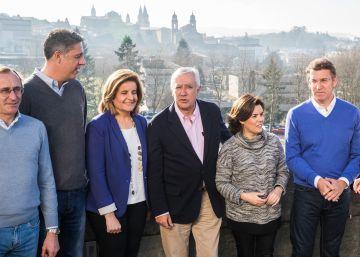 """Santamaría: """"El PP sabe llegar a acuerdos defendiendo sus principios"""""""
