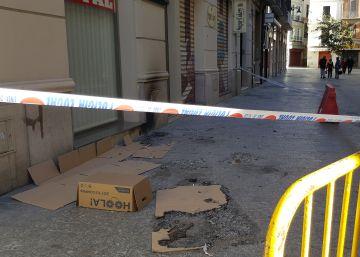 La policía investiga el ataque a un indigente dañado con quemaduras