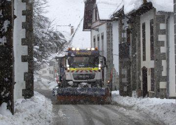 """La primera ola de frío del invierno será """"bastante intensa y generalizada"""""""