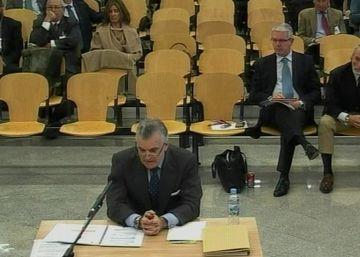 Bárcenas certifica la caja b del PP y dice que Rajoy rompió con Gürtel