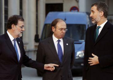 Rajoy busca su primer acuerdo institucional en la Conferencia de Presidentes