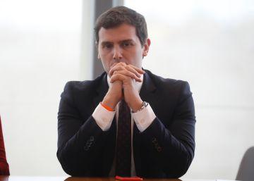 """Rivera: """"Hay demasiados indicios que dejan en jaque la financiación del PP"""""""