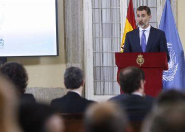 """El Rey: """"Para ser verdaderamente sostenible, el turismo tiene que ser ético"""""""