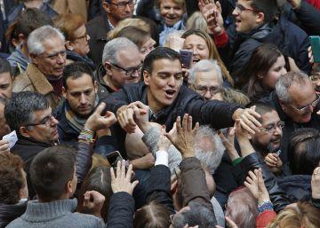 Pedro Sánchez inicia una ruta por España para escuchar a los militantes