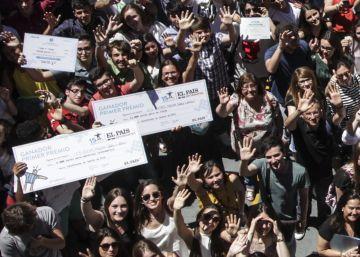 El País de los Estudiantes alcanza el medio millón de reporteros