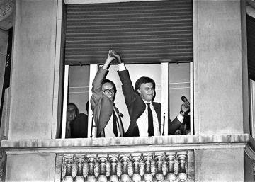 La CIA apostaba por que el PSOE gobernara en coalición en 1982