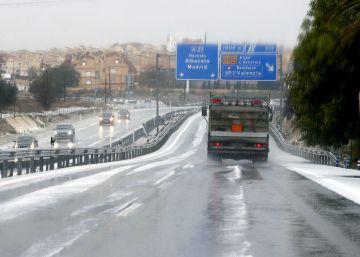 Consulta el estado de las carreteras por la nieve